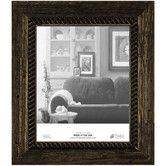 Timeless Frames 42128 Americana Black Wall Frame& 11 x 14 in. Picture Frame Sizes, Black Picture Frames, Picture On Wood, Picture Wall, Photo Wall, White Frames, Silver Frames, Wood Photo, 10 Picture