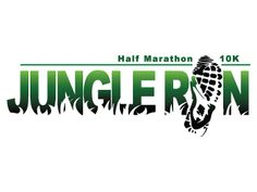 First Wave - Jungle Run Half Marathon/10K - 2012
