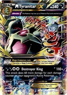 Mega-Tyranitar-EX (43/98) - Pokémon Trading Card