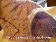 ARTES-ANAS: CANESÚ 12 HOJAS, JUBÓN BEBÉ Knitting For Kids, Blanket, Knitted Baby, Crochet Baby, Blankets, Cover, Comforters