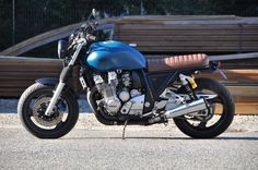 Yamaha XJR 1300 Custom By Dirty Seven Motorcycles