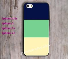 color Chevron iPhone 5 Case  iPhone 4S Case iphoen by charmcover, $7.99