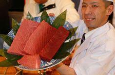 Most expensive tuna fish.
