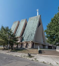"""Gallery of These Churches Are the Unrecognized Architecture of Poland's Anti-Communist """"Solidarity"""" Movement - 3"""