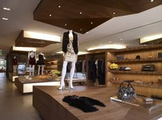 Acrade Boutique, West Hollywood, Calif. | VMSD