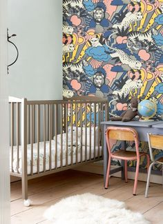 3 Creative Wall Murals for Kids - Petit & Small