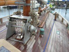43' Colin Archer Gaff Yawl - Wooden Ships
