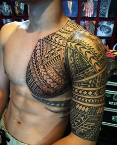 2 sessions to complete this beast tattoo. Don't copy, borrow, or steal!!