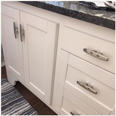Soft Point Stainless Cleats Look Great as Hardware Handles and Knobs on Cabinets, and add to a Nautical Theme Beach House!