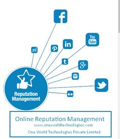 Online Reputations Management   Services Provider company : One World Technologies