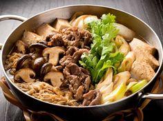Sukiyaki Recipe by Chef Kimio Nonaga.