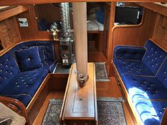 1984 Spindrift 46 Center Cockpit Cutter Sail Boat For Sale - www.yachtworld.com