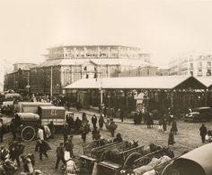 Mercado de la Cebada 1929.
