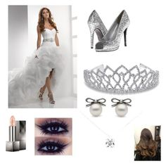What a beautiful wedding outfit fits me perfectly Bling Jewelry, Collages, Tiffany, Burberry, Touch, Polyvore, Wedding, Outfits, Beauty