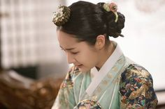 Queen For Seven Days, Kdrama, Korean Hanbok, Park Min Young, Korean Drama Movies, Traditional Outfits, Beauty, Beautiful, Vintage