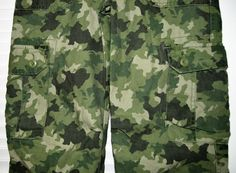 1 NEW Cherokee Boys Cargo Camo Pants SZ 14 SALE #Cherokee #CargoCombat #Everyday