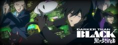 Darker than Black (TV) - Anime News Network Series/Season 1 (which means there's a 2, which I've also watched but this link includes a link to that one so this is all DtB is getting... for now!)  I really enjoyed this one, but I couldn't tell you why. It's not a high school drama, and that alone earned it lots of points from me.