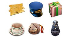 Icons from Polar Express