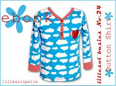 Ebook pdf sewing pattern lillesol basic No.24 by lillesolundpelle