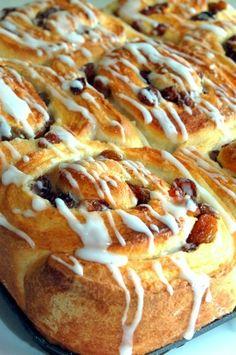 chelsea buns (dutch version)