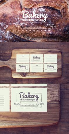 Hand drawn baking clip art. Logo design template