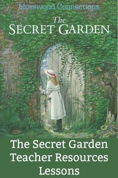 Extend the magic of The Secret Garden with Companion Activity Ideas and guided reading. Free The Secret Garden Teacher Resource Book lesson literacy unit. The Secret Garden, Hands On Activities, Book Activities, Enrichment Activities, Organic Gardening, Gardening Tips, Gardening Quotes, Kitchen Gardening, Fairy Gardening