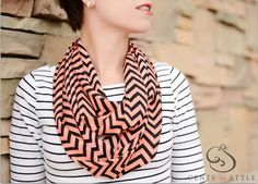 Cents of Style: Cute Infinity Scarves $7.95 Shipped! need this.