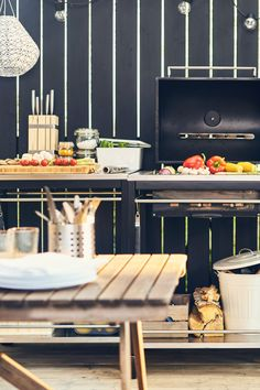 Sun's out? Get the barbecue on. From BBQ party ideas to BBQ tables, we've all you need to fire up the grill and chill all day long. Powder Coating Wheels, Grill N Chill, Outdoor Furniture Design, Polypropylene Plastic, Bbq Party, Serving Plates, Galvanized Steel, Outdoor Ideas