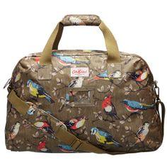 Travel & Weekend Bags | Garden Birds Travel Bag | CathKidston