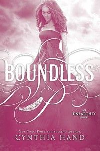 Boundless by Cynthia Hand -Amazing YA Paranormal book with sweet romance, good action, fun characters, and just an overall fantastic story.  This was the perfect ending to one of my favorite series! (click image for full review)