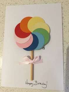Kindergarten Art, Art Activities, Gifts For Kids, Card Making, How To Make, Cards, Invitations, Birth, Presents For Kids