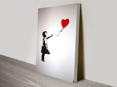 Balloon Girl with Heart http://www.canvasprintsaustralia.net.au/all-wall-art-categories/banksy-art-prints/ http://www.canvasprintsaustralia.net.au/product/balloon-girl-with-heart-banksy-artwork-on-canvas/ #wallart #bluehorizonprints #canvasprintsaustralia #giftideas #uniquegifts #love #instagood #me #tbt  #australianart #cute #follow #followme #igers #gorgeousgifts  #amazing #perfect #inspiration #style #artgifts #canvasprints #wallartwork #artwork #canvasprinting #artwork #canvaspictures…