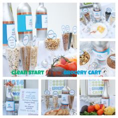 2014: A Clean Start for your Grocery Cart and #Nutrition Education Tools that Sparkle via @SuperMarket Creative Nutrition