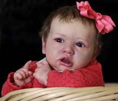 bebe reborn molde saskia - Pesquisa Google