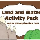 This pack focuses on landforms and bodies of water. It includes activities for mountains, plains, valley, hill, river, ocean, pond, and lake. This ...