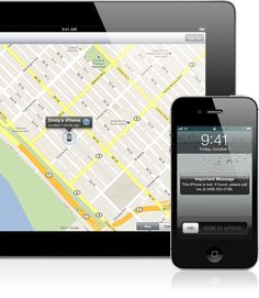 track iphone location from android