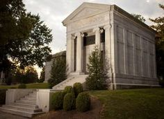 The Two Wills of the Heiress Huguette Clark - NYTimes.com. Clark Family mausoleum at Woodlawn Cemetery