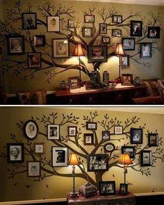 Image 6 : Un arbre généalogique au top.