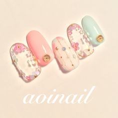 aoinail(http://plus.girlspic.jp/image/50721/2166650)