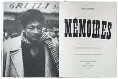 Books of Warfare: The Collaboration between Guy Debord & Asger Jorn from Guy Debord, Warfare, Collaboration, Graphic Design, Guys, Books, Artists, Libros, Book