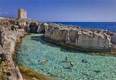 Piscine di Marina Serra - Puglia