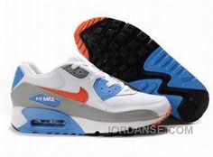 https://www.jordanse.com/nike-air-max-90-mens-white-blue-grey-red.html NIKE AIR MAX 90 MENS WHITE BLUE GREY RED Only 79.00€ , Free Shipping!