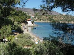 Agios Ermogenis Beach Lesbos Greek Island Holidays, Greece Holiday, Greece Islands, River, Beach, Outdoor, Islands, Outdoors, The Beach