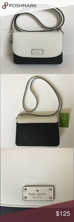 f8e6b00429 Kate Spade Grove Street Mikka Crossbody Please feel free to submit an  offer through the