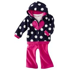 $15.99 12month JUST ONE YOU  Made by Carters ® Infant Girls' 3 Piece Cardigan Set - Blue