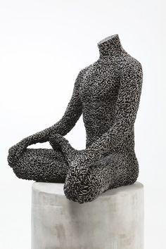 Chain sculptures