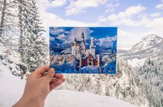 The most important tips you need to read about Neuschwanstein Castle (AKA Disney Castle) in Germany. Includes a suggested itinerary from Munich!