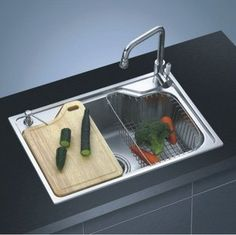Kitchen Sink,Stainless Steel,One Piece Forming,MEO-6845A,1 piece/lot, free shipping