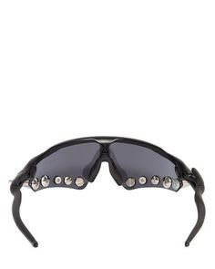 b552a6107d Lyst - Vetements Oakley 400 Spikes Sunglasses in Black Oakley Radar Ev