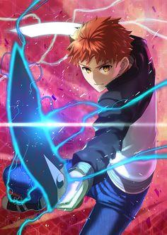 Fate Stay Night Characters, Fate Stay Night Anime, Fate Archer, One Punch Anime, Archer Emiya, Shirou Emiya, Fate Servants, Fate Anime Series, Estilo Anime